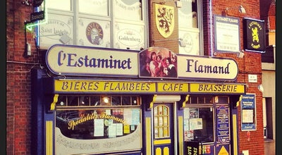 Photo of French Restaurant L Estaminet Flamand at 40 Rue Des Fusiliers Marins, Dunkerque 59140, France