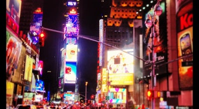 Photo of Hotel W New York - Times Square at 1567 Broadway, New York, NY 10036, United States