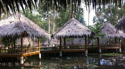 Photo of Asian Restaurant Mulih Ka Desa Restaurant and Resort at Jalan Raya Kamojang, Garut 44161, Indonesia