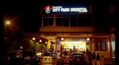 Photo of Chinese Restaurant City Park Oriental Restaurant at 101, Jalan S2 D32, Seremban 2 70300, Malaysia