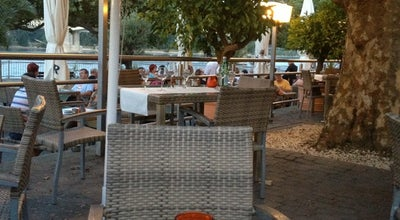 Photo of Italian Restaurant Al Fiume at Am Rhein 5, Worms 67547, Germany