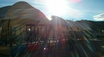 Photo of Playground Umeen Jolastoki Estalia - Parque Juegos Cubierto at Enparantza Gorria, Bilbo, Spain
