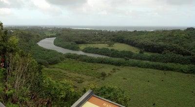 Photo of Park Wailua River State Park at Kapaa, HI, United States