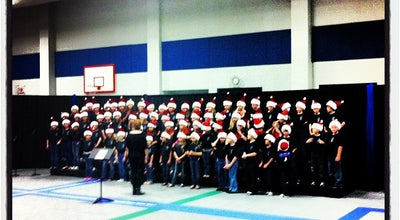 Photo of School Windsong Intermediate at 2100 West Parkwood, Friendswood, TX 77546, United States