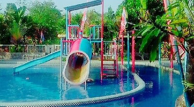Photo of Water Park Waterpark Kampoeng Semawis at Jl. Raya Kedung Mundu, Semarang, Indonesia