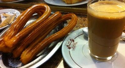 Photo of Breakfast Spot Las Farolas at C. Emilio Gastesi Fernández, 1, Madrid 28027, Spain