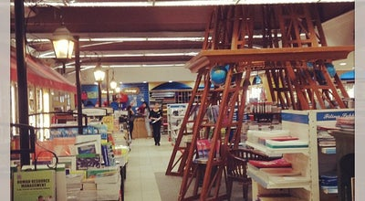 Photo of Bookstore National Book Store at Ground Flr, Shangri-la Plaza, Mandaluyong City, Philippines