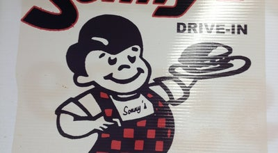 Photo of Burger Joint Sonny's Drive-In at 256 Weber Street North, Waterloo, ON, Canada