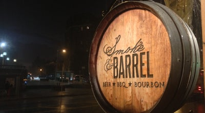 Photo of BBQ Joint Smoke and Barrel at 2471 18th St., Washington, DC 20009, United States