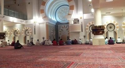 Photo of Mosque Masjid Jamek Sultan Abdul Aziz at Jalan Templer, Petaling Jaya 46000, Malaysia