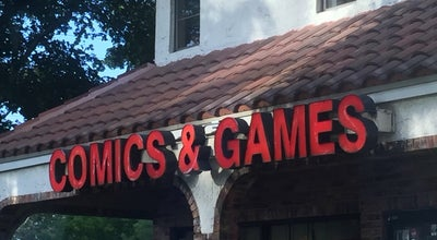 Photo of Bookstore Comics & Games at 7710 Nw 56th Way, Pompano Beach, FL 33073, United States