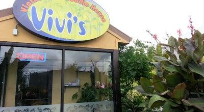 Photo of Vietnamese Restaurant Vivi's at 1035 Ne 25th Ave, Hillsboro, OR 97124, United States