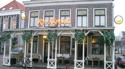 Photo of Cafe Café Re-Spons at Korte Mare 4, Leiden 2312 NN, Netherlands