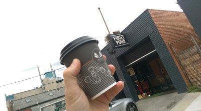 Photo of Coffee Shop First Pour at 26 Bond St, Abbotsford, VI, Australia