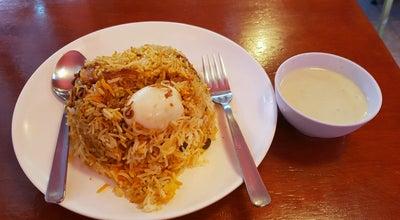 Photo of Indian Restaurant Bismillah Biryani at 50 Dunlop St., Singapore 209379, Singapore