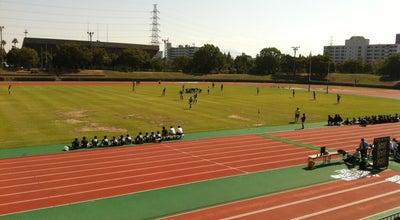 Photo of Park 金岡公園 陸上競技場 at 北区長曽根町1179-18, 堺市 591-8025, Japan