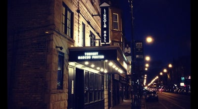 Photo of Music Venue Lincoln Hall at 2424 N Lincoln Ave, Chicago, IL 60614, United States