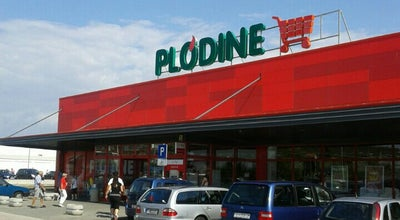 Photo of Grocery Store Plodine at Vodice, Croatia