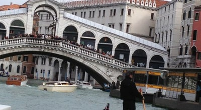 Photo of Pier Imbarcadero ACTV Rialto at Ponte Di Rialto, Venezia 30124, Italy