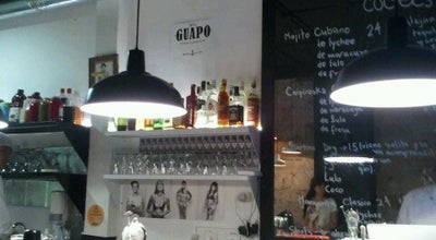 Photo of Cocktail Bar El Guapo at Calle 9 # 43b – 22, Medellín 050021, Colombia