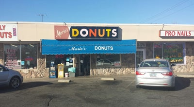 Photo of Donut Shop Marie's Donuts at 6143 Watt Ave, North Highlands, CA 95660, United States