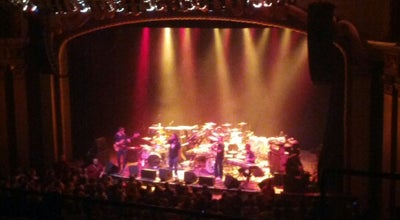 Photo of Music Venue State Theatre at 609 Congress St, Portland, ME 04101, United States
