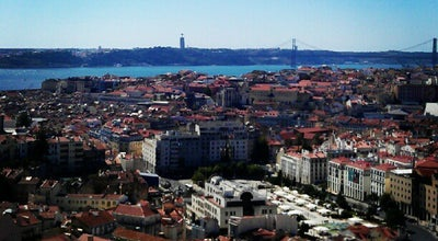 Photo of Scenic Lookout Miradouro da Senhora do Monte at R. Senhora Do Monte, Lisboa 1170-254, Portugal