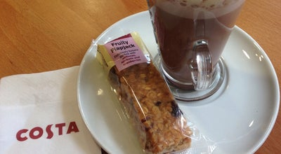 Photo of Coffee Shop Costa Coffee at Livingston EH54 6QX, United Kingdom