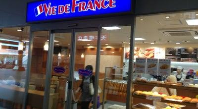 Photo of Bakery Vie De France 和泉中央駅店 at いぶき野5-1-1, 和泉市 594-0041, Japan