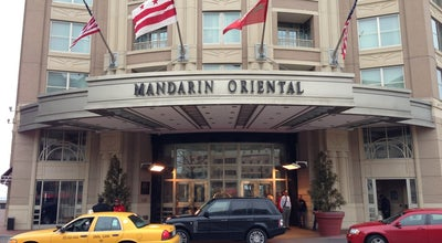 Photo of Hotel Mandarin Oriental, Washington DC at 1330 Maryland Ave Sw, Washington, DC 20024, United States