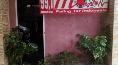 Photo of Music Venue Radio 99,1 Most FM at Jl. Hoki No. 21, Medan, Sumatra Utara, Indonesia