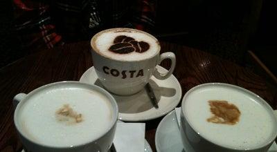 Photo of Coffee Shop Costa Coffee at 41 Queen Sq., Wolverhampton WV1 1TX, United Kingdom