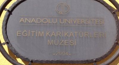 Photo of Art Museum Karikatür Müzesi at Atatürk Blv. No:43, Eskişehir, Turkey