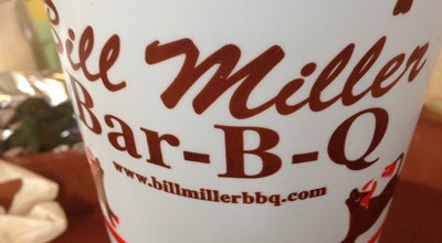 Photo of BBQ Joint Bill Miller Bar-B-Q at 10676 Toepperwein Rd, Converse, TX 78109, United States