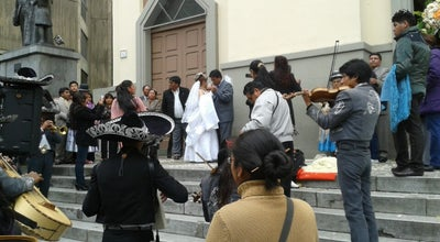 Photo of Church Iglesia Maria Auxiliadora at El Prado, La Paz, Bolivia