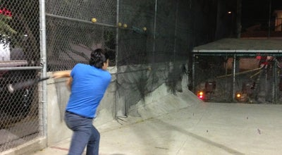 Photo of Baseball Field Cajas de bateo (batting cage) at Blvd. Enrique Sanchez Alonso, Culiacan, Mexico