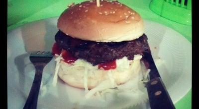 Photo of Burger Joint Muor Burger Bakar at Batu 3.5, Kluang, Malaysia