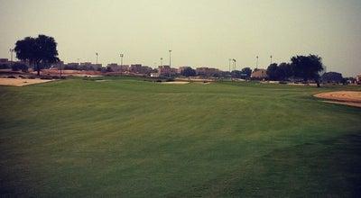 Photo of Golf Course Arabian Ranches Golf Club at Arabian Ranches, Dubai, United Arab Emirates