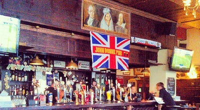 Photo of Pub Джон Донн at Ул. Льва Толстого, 18б, Москва 119034, Russia