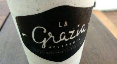 Photo of Ice Cream Shop La Grazia at Victor Lamas 745, Concepcion, Chile