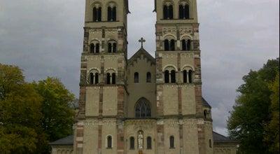 Photo of Church Basilika Sankt Kastor at Kastorhof 8, Koblenz 56068, Germany
