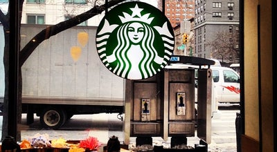 Photo of Coffee Shop Starbucks at 400 E 23 Rd St, New York, NY 10010, United States