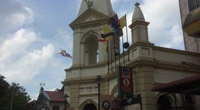 Photo of Monument / Landmark Clocktower, Raintown Taiping 1874 at Jalan Kota, Taiping 34000, Malaysia