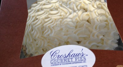 Photo of Restaurant Croshaw's Gourmet Pies Inc. at 175 W 900 S Ste 8,, Saint George, UT 84770, United States