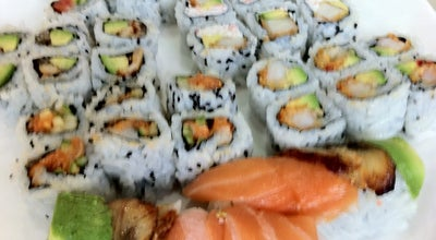 Photo of Sushi Restaurant Yummyaki Restaurant at 55 Northfield Dr E, Waterloo, On N2K 3T6, Canada