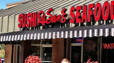 Photo of Sushi Restaurant Ru San's Japanese Sushi & Cuisine at 2440 Park Rd, Charlotte, NC 28203, United States