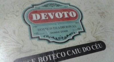 Photo of Bar Devoto Boteco Tradicional at Av. Dr. Mário Guimarães, 125, Nova Iguaçu 26255-230, Brazil