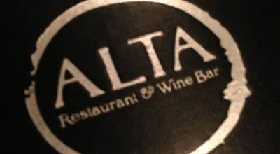 Photo of Mediterranean Restaurant Alta Restaurant & Wine Bar at 34 Church St, Lenox, MA 01240, United States