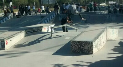 Photo of Skate Park Skatepark Parque Sarmiento at Argentina