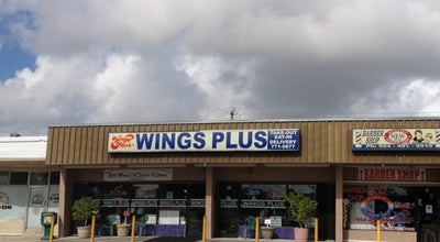 Photo of Wings Joint Wings Plus at 87 W Prospect Rd, Oakland Park, FL 33309, United States
